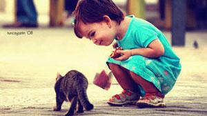 стихи про Лиду и кошку