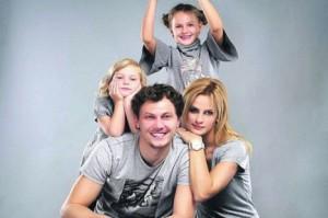 Юлия Пятова родила дочь Майю