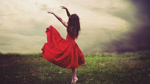 стихи про Леру, которая танцует