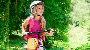 стихотворение про Элю и велосипед