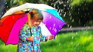 детские стихи про осень и дождик